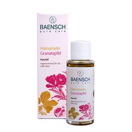 Hamamelis-Granatapfel Hautöl 50 ml regenerierend für die reife Haut