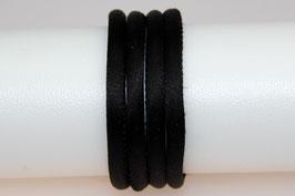 Seidenband Schwarz