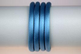 Seidenband Hellblau
