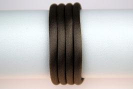 Seidenband Braun
