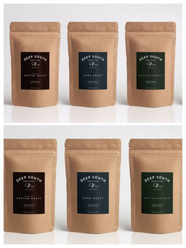 Coffee 6-Pack with Priority Shipping Included