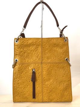 Borsa Multi Sport Bag Giallo Girasole