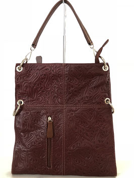Borsa Multi Sport Bag Bordeaux
