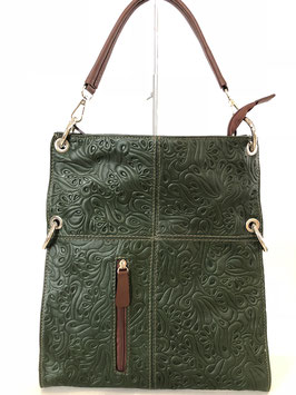 Borsa Multi Sport Bag Verde Scuro