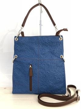 Borsa Multi Sport Bag Blu Elettrico