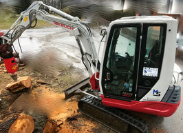 Minibagger 3,0to Takeuchi TB228