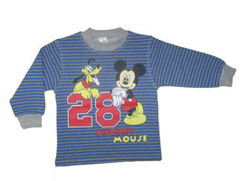 "Sudadera de felpa modelo ""Mickey 28"""