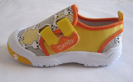 Zapatos deportivas de halloween niña