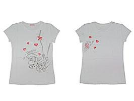 """Camiseta de manga corta """"Columpio"""""""
