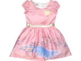 """Vestido de niña """"Saint Tropez"""""""