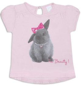 """Camiseta para niña de manga corta modelo """"Conejo"""""""