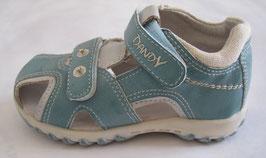 """Sandalias cerradas de niño modelo """"Caps azul"""""""