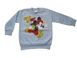 "Sudadera de felpa para niño ""Out of may way!"""