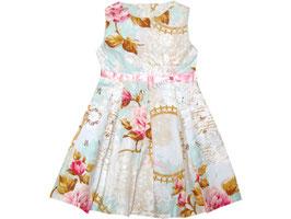 """Vestido de bebé niña """"Vintage"""""""