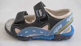 "Sandalias de bebé niño ""Blue road"""