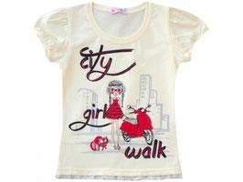 """Camiseta de nIña """"Walk"""""""