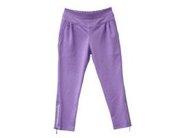 Pantalón deportivo de niña con zips