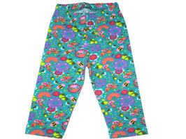"Legging de bebé niña ""Floresitos"""