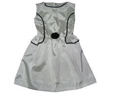 Vestido de ceremonia para niña