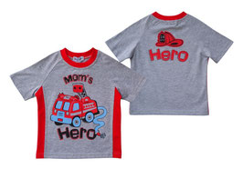 "Camiseta manga corta modelo "" Mom´s Hero"""