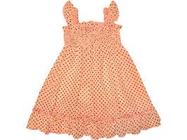 """Vestido de bebé niña """"Lunares"""""""