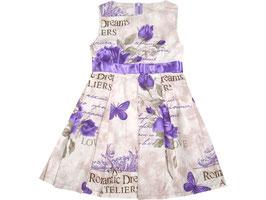 "Vestido de bebé niña modelo ""Dreams"""