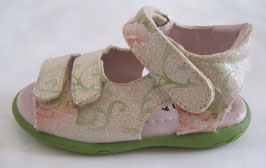 """Sandalias de bebé modelo """"Rosas"""""""