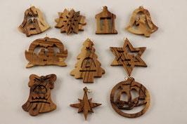 """Christbaumschmuck """"Bethlehem"""" 10tlg."""