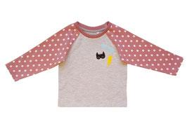 Ilona - Shirt Ringel und Sterne