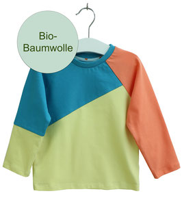 Kim - Shirt Colour Blocking