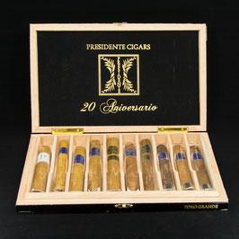 Spezial-Mix-Box in edler Aniversario Kiste