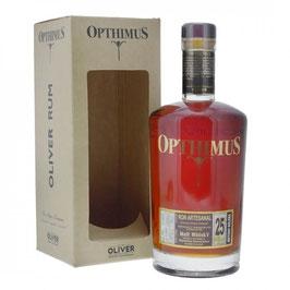Opthimus Single Malt Finish | 25 Jahre | 70 cl