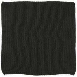 IB Laursen Spülltuch / Spüllappen Mynte Pure Black gestrickt