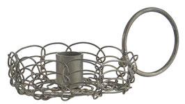 Kerzenhalter / Kerzenständer für dünne Kerzen Filigran