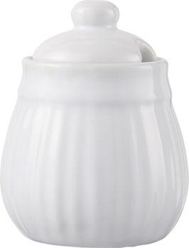 IB Laursen Zucherschale / Zuckertopf Mynte Pure White