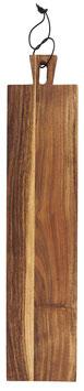IB Laursen Tapasbrett länglich Akazienholz