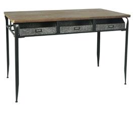 Ib Laursen Schreibtisch mit 3 Schubladen