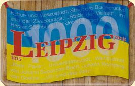 Magnet / 1000 Jahre Leipzig