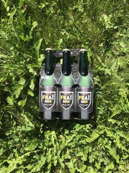 FRAIBIER Helles grün 0,33l, 6er-Pack