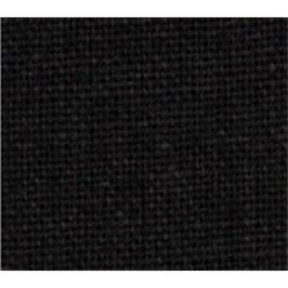 Uni kleur stof zwart