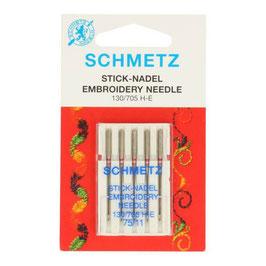 Schmetz 130/705 H-E Borduurnaald 75-11