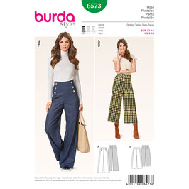 Burda patroon nr: 6573