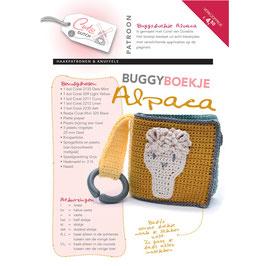 Cute Dutch patroonboekje van buggyboekje Alpaca