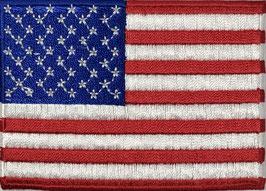 Vlag applicatie van de Verenigde Staten USA