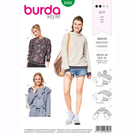 Burda patroon nr: 6406