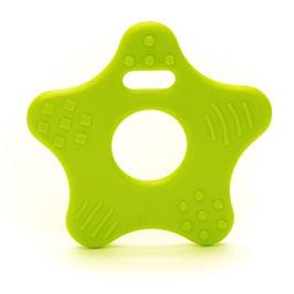 Licht groene ster bijtring van Durable.