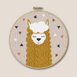 Restyle punchpakket alpaca oker