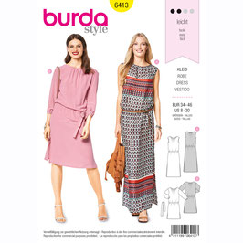Burda patroon nr: 6413