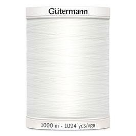 1000 meter Gütermann allesnaaigaren wit Col. 800