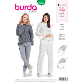 Burda patroon nr: 6366